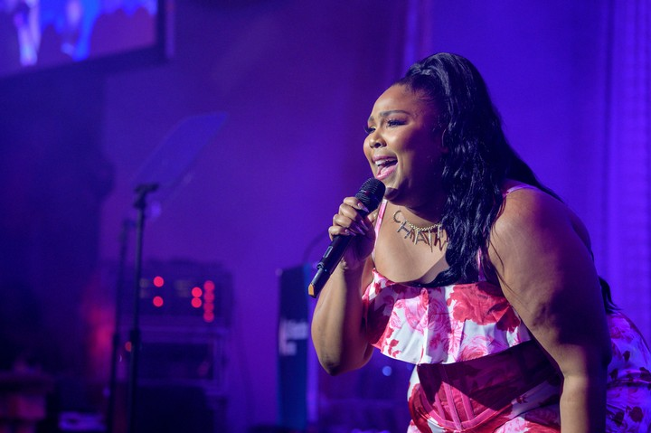 Robert Christgau on Lizzo's Casual Confidence - VICE