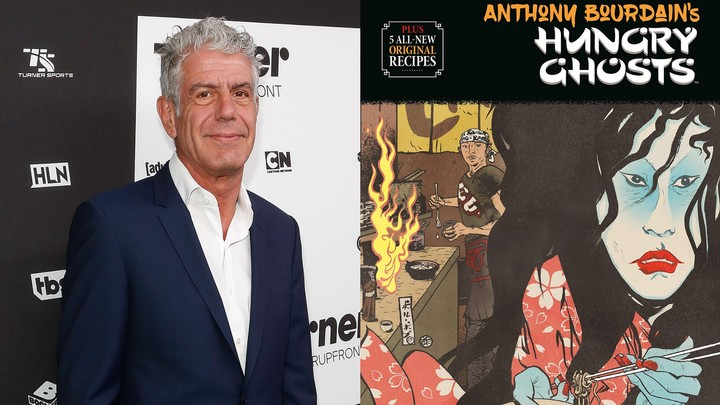 Anthony Bourdain's 'Hungry Ghosts' Will Become an Animated Show - VICE