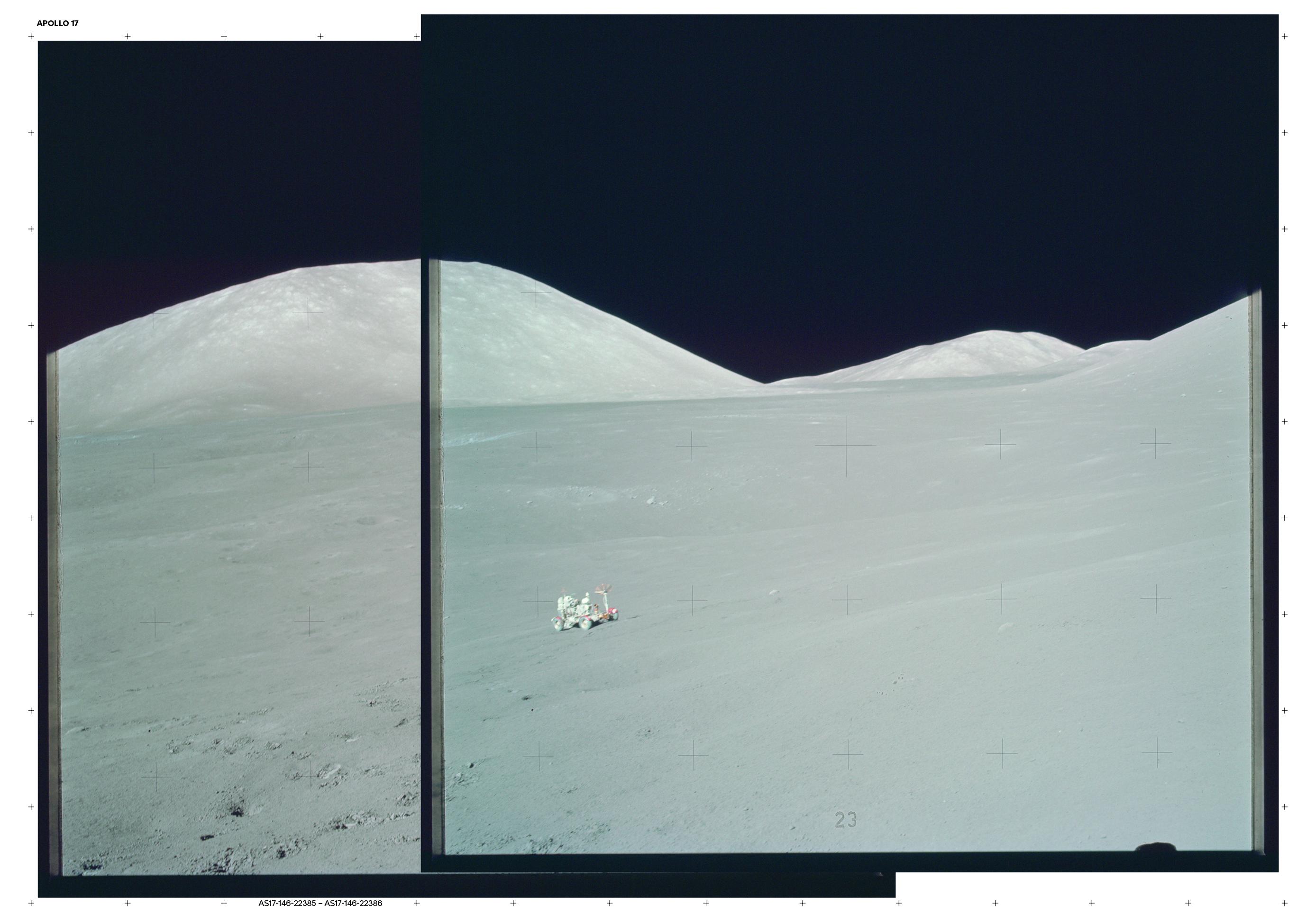La mer de l'intranquillité, photographies d'une conquête de la Lune oubliée - VICE
