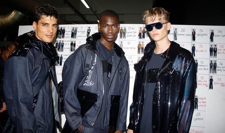 Emporio Armani menswear show spring/summer 2020 - i-D