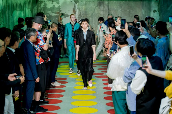 Marni spring/summer 20 review: Francesco Risso challenges fashion to act on our climate crisis - i-D