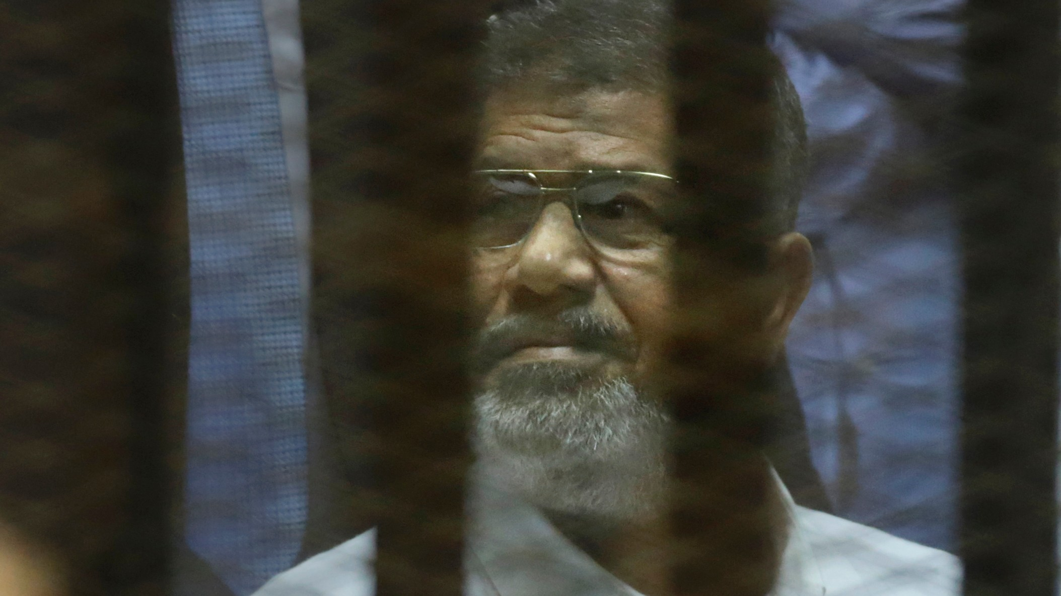 Mohammad Morsi, Egypt's First Democratically Elected President, Just Collapsed and Died in Court
