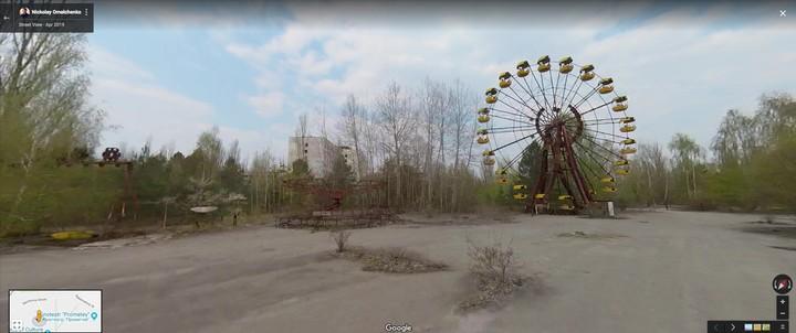 Il tour più inquietante di Chernobyl non è quello che fai andando lì di persona - VICE