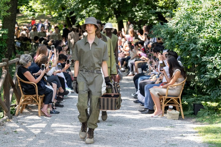Fendi collaborates with Luca Guadagnino to create green fingered luxury - i-D