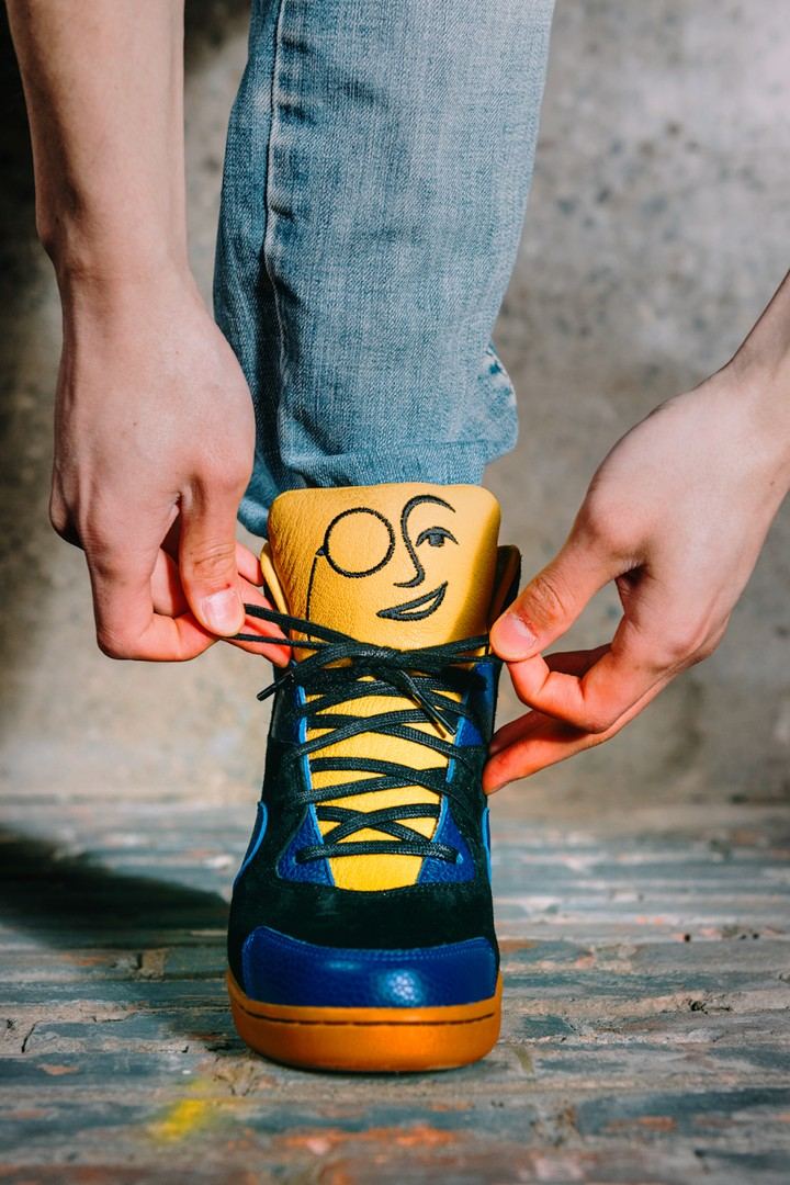 Literally Who Are These Custom Mr. Peanut Sneakers For? - GARAGE