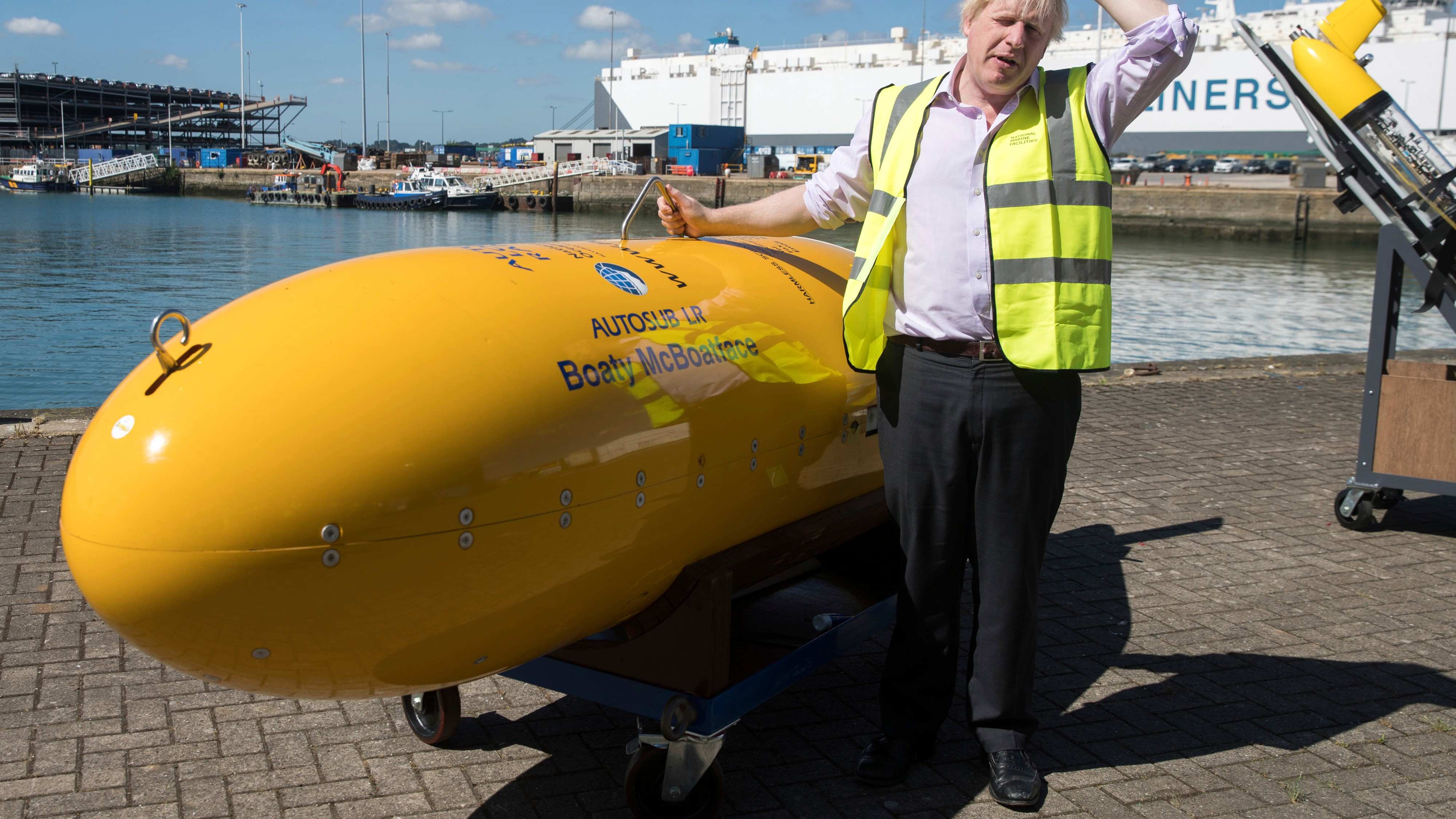 Boaty McBoatface Just Made a Big Scientific Discovery