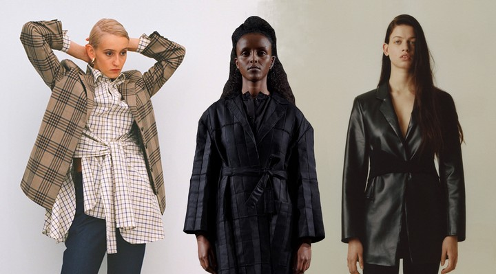 Phoebe English, Roni Ilan and Wright Le ChapelainHow new London designers are building their labels - i-D