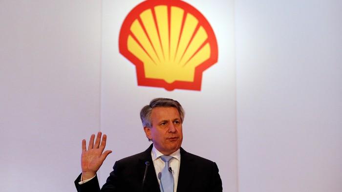 De CEO van Shell wil dat jij klimaatverandering oplost