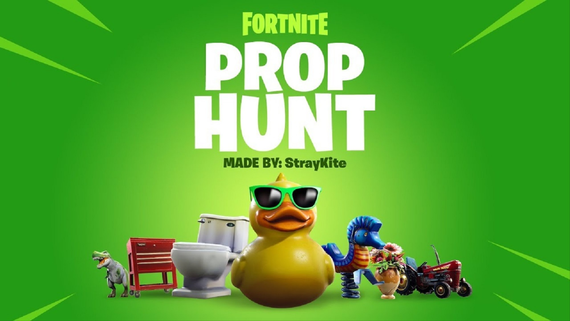 What Is 'Fortnite' Prop Hunt? - VICE