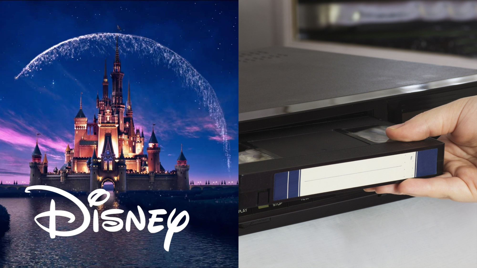 Where Can I Sell My Vhs Tapes >> Vintage Disney Vhs Tapes Are Selling For Thousands Of