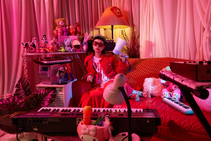 Merry Lamb Lamb is the Hong Kong synth star making music for introverts - i-D