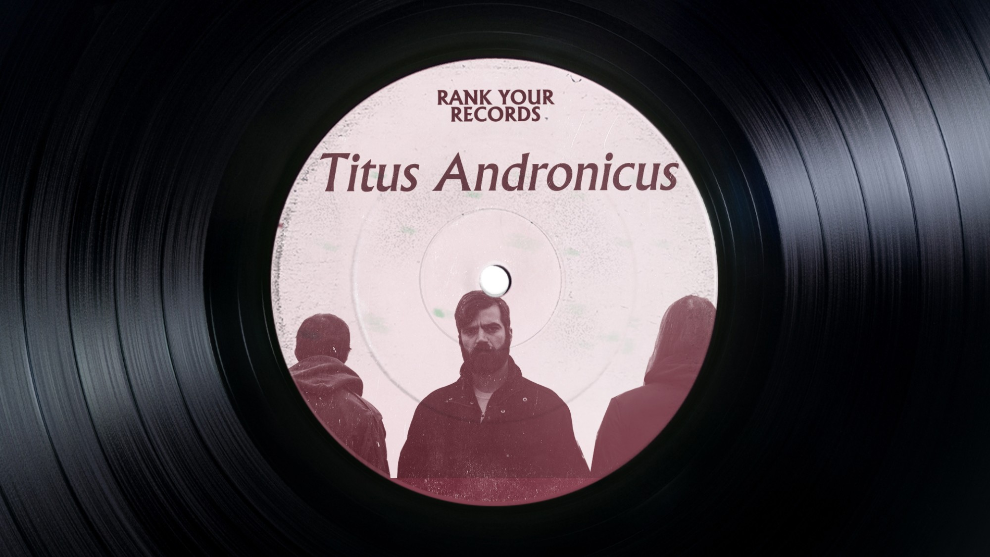 Titus Andronicus' Patrick Stickles Ranks All of the Band's