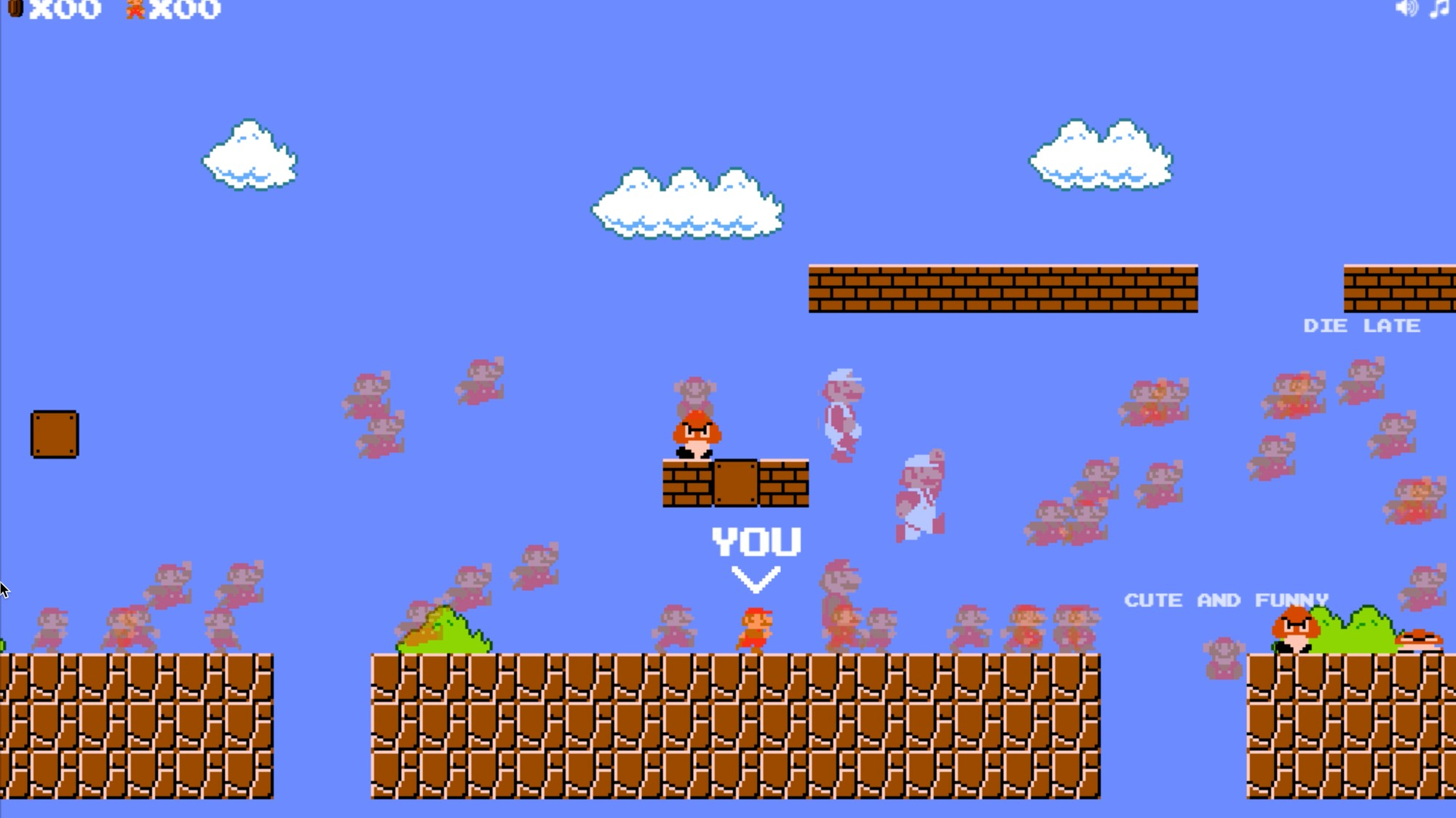 """The Creator of """"Mario Royale"""" Wants You to Play His Game"""