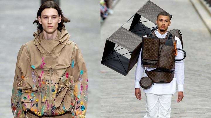 Virgil Abloh channels childlike curiosity in his S/S20 Paris Fashion Week Mens show - i-D