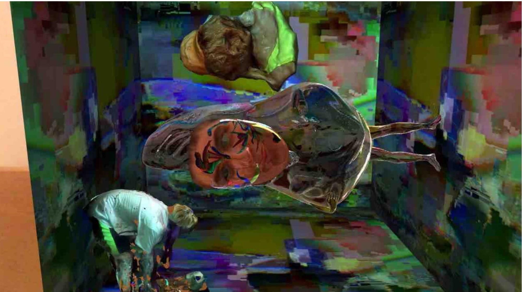 Tauch ein in die virtuelle Welt von Digi Gal - i-D