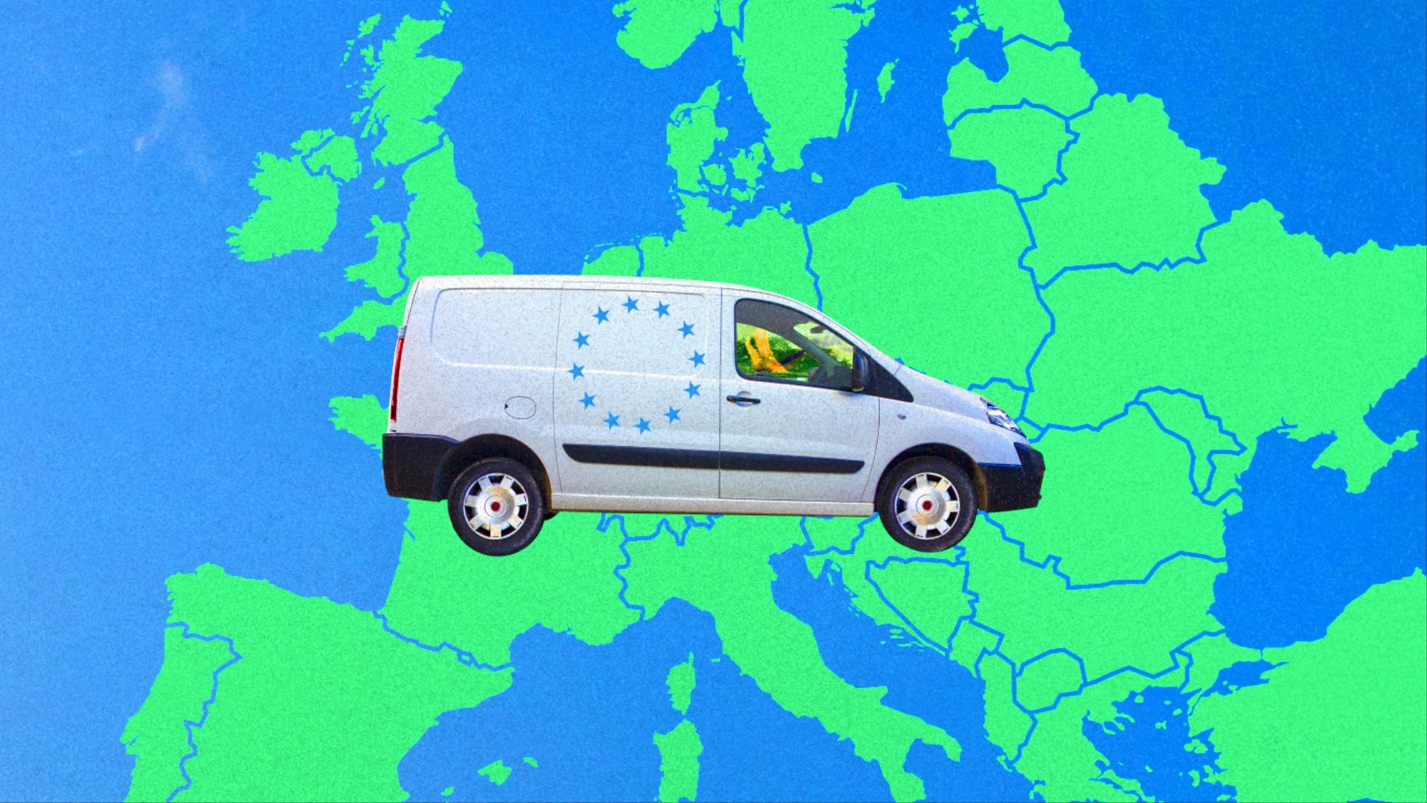 Van Life: What Is It Like to Live in a Van? - VICE
