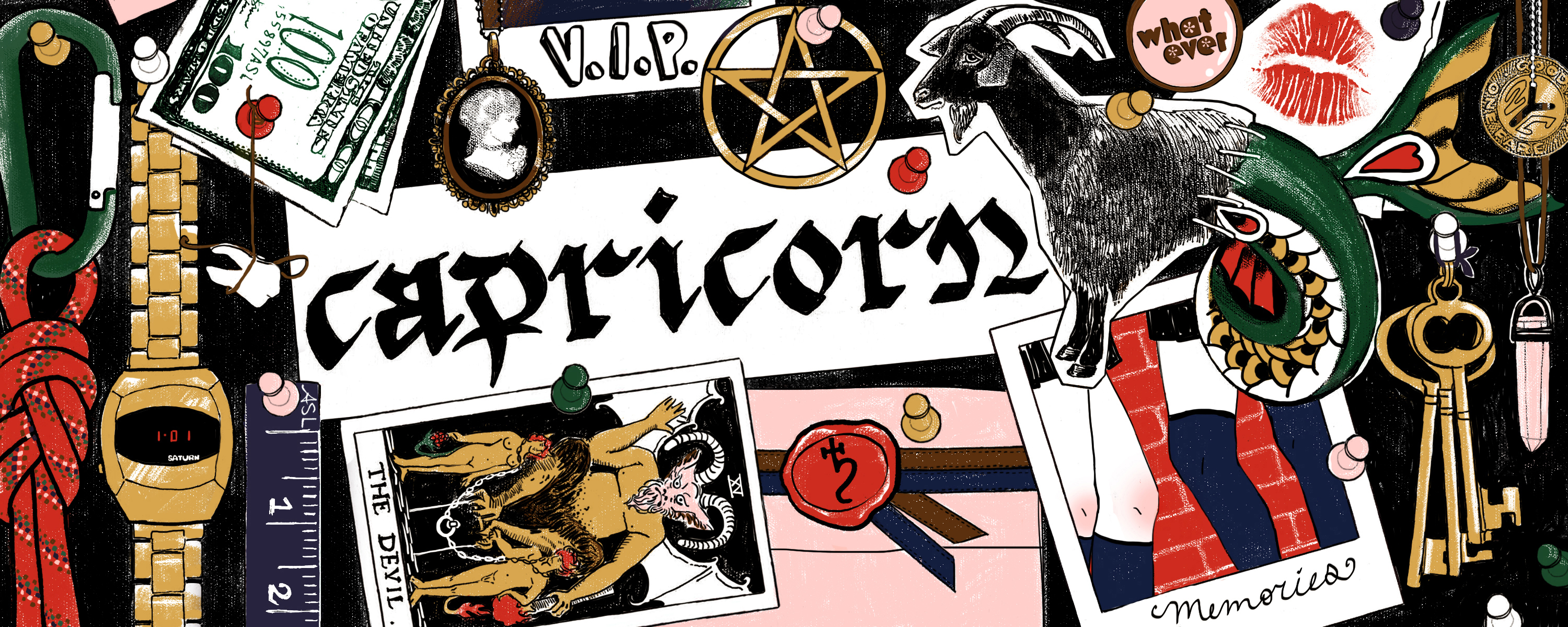Monthly Horoscope: Capricorn, July 2019 - VICE
