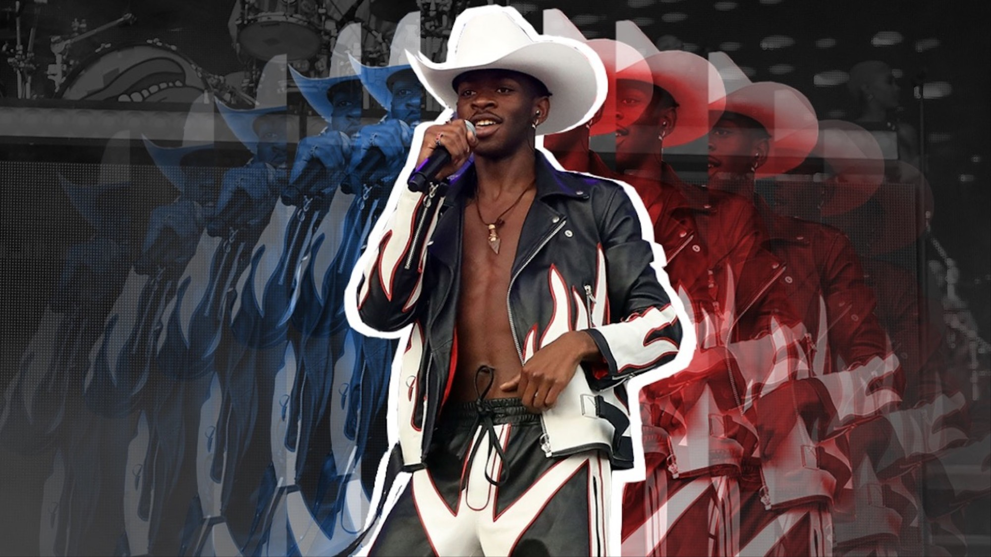 Lil Nas Xs Debut Is What Happens When You Grow Up On The - lil nas x panini roblox music code