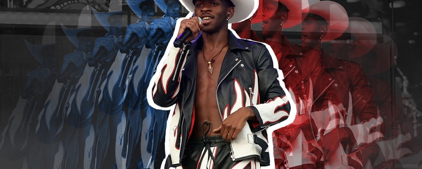 Lil Nas X S Debut Is What Happens When You Grow Up On The Internet