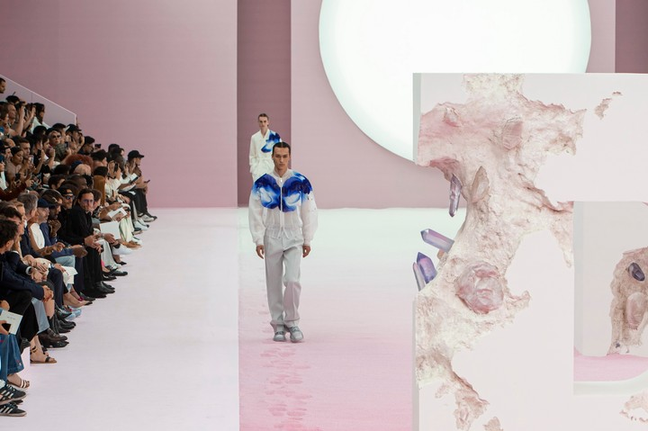 Kim Jones imagines a post-apocalyptic Dior - i-D