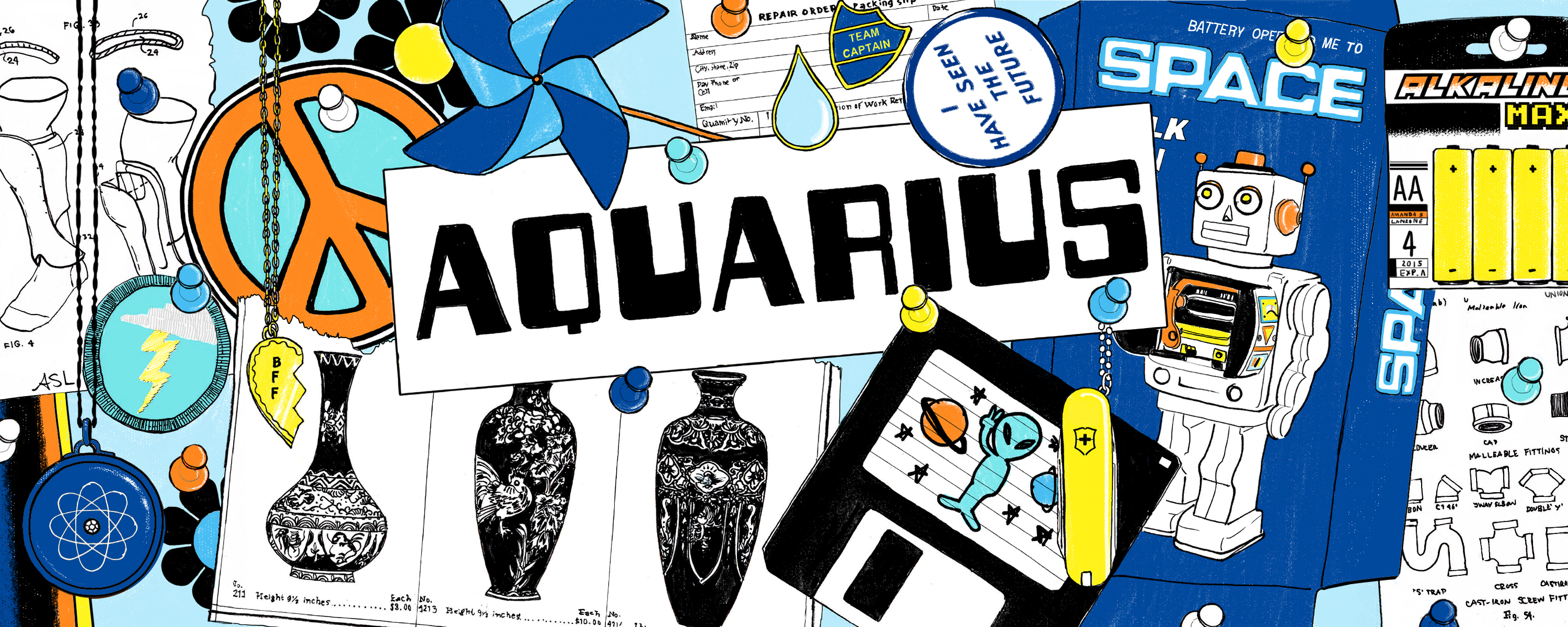 Monthly Horoscope: Aquarius July 2019 - VICE