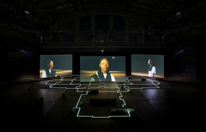Hito Steyerl's 'Drill' Misses its Mark - GARAGE