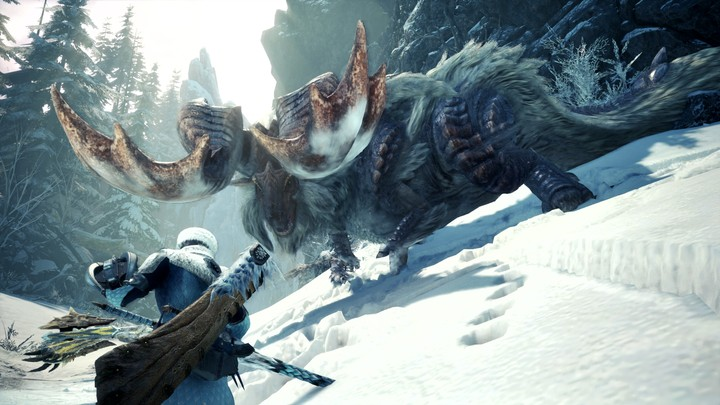 The 'Iceborne' Beta Teaches an Old Monster Hunter New Tricks - VICE