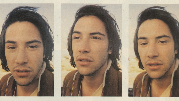 Read an interview with Keanu Reeves from 1993 i-D - i-D