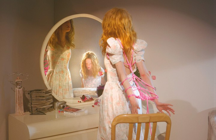 The exorcism of Petra Collins - i-D