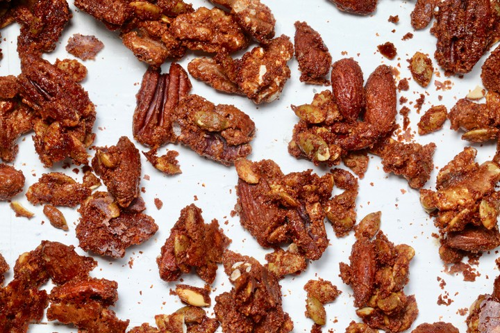Spiced Mixed Nuts Recipe - VICE