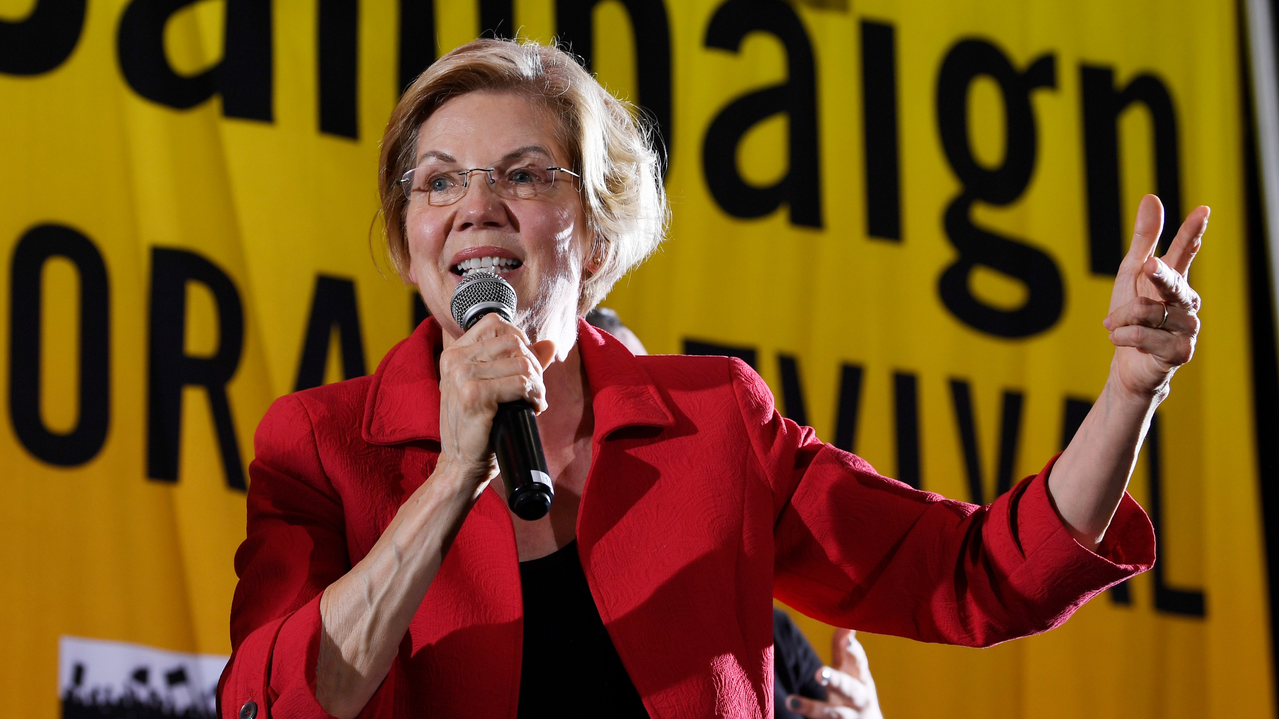 Another Day, Another Plan from Elizabeth Warren