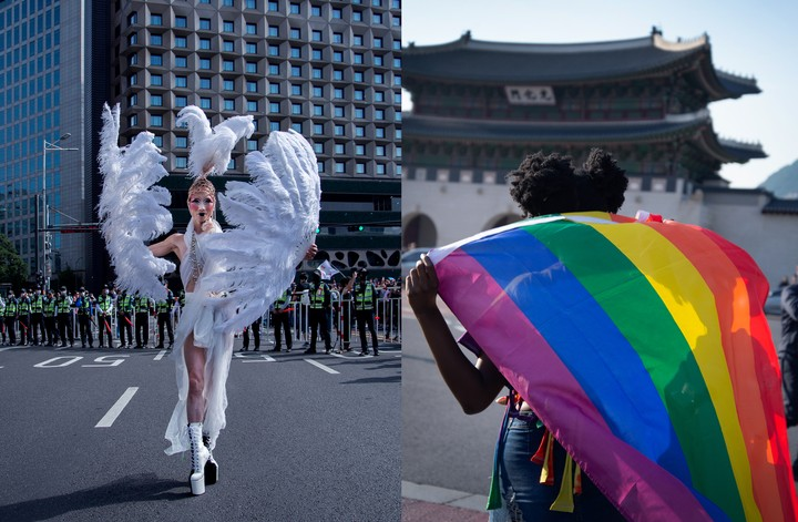 Seoul celebrates 20 years of pride - i-D