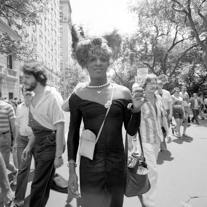 Beautiful, Never-Before-Seen Photos of New York City's 1977 Pride March - VICE