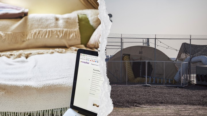 Wayfair Is Profiting from Immigration Detention, So I'm Walking Out - VICE