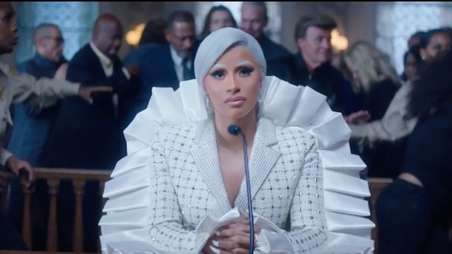 Cardi B S Press Video Shows She S Fully Controlling Her Narrative