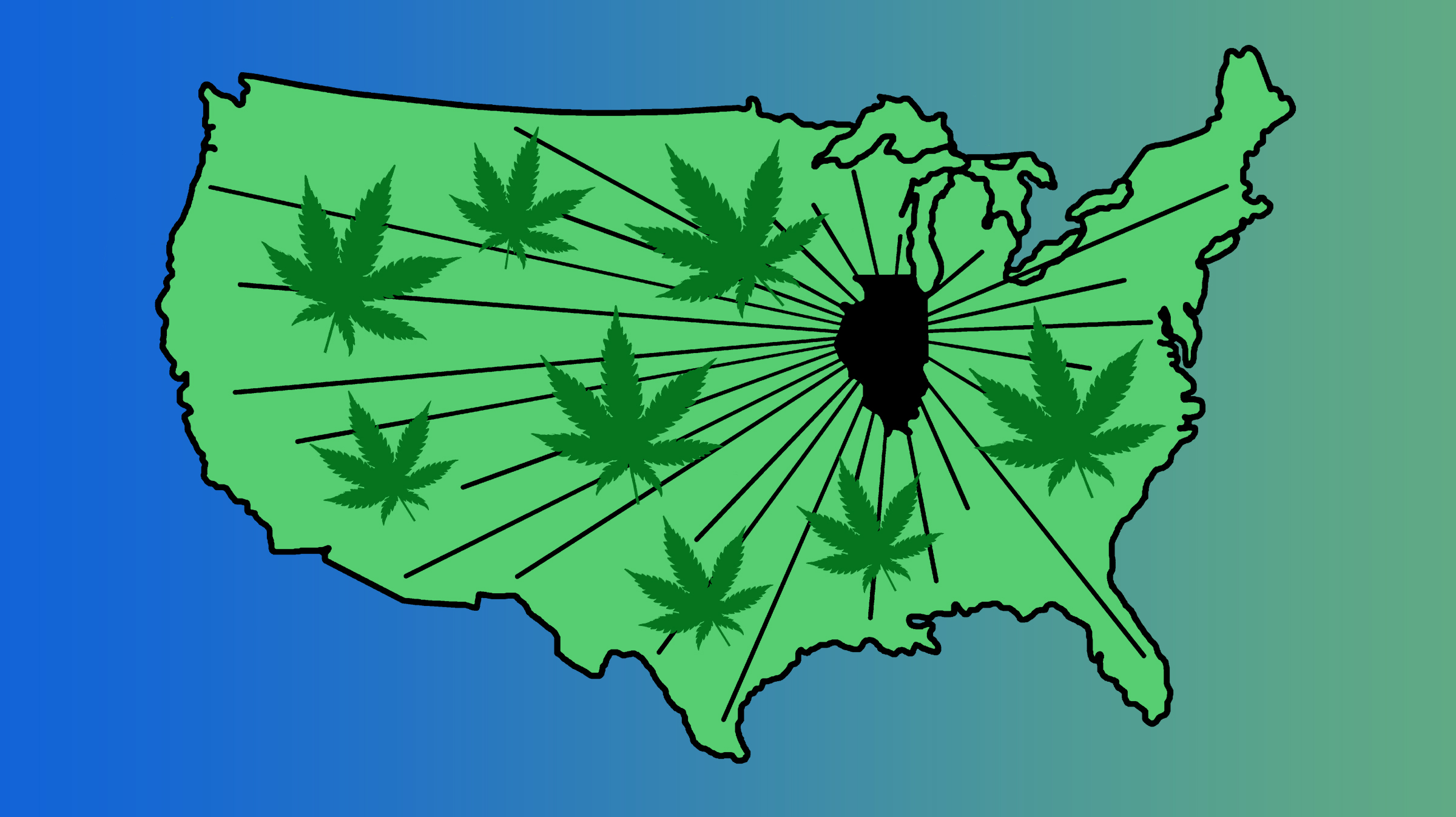 The Midwest Is About to Have a Weed Revolution Thanks to Illinois