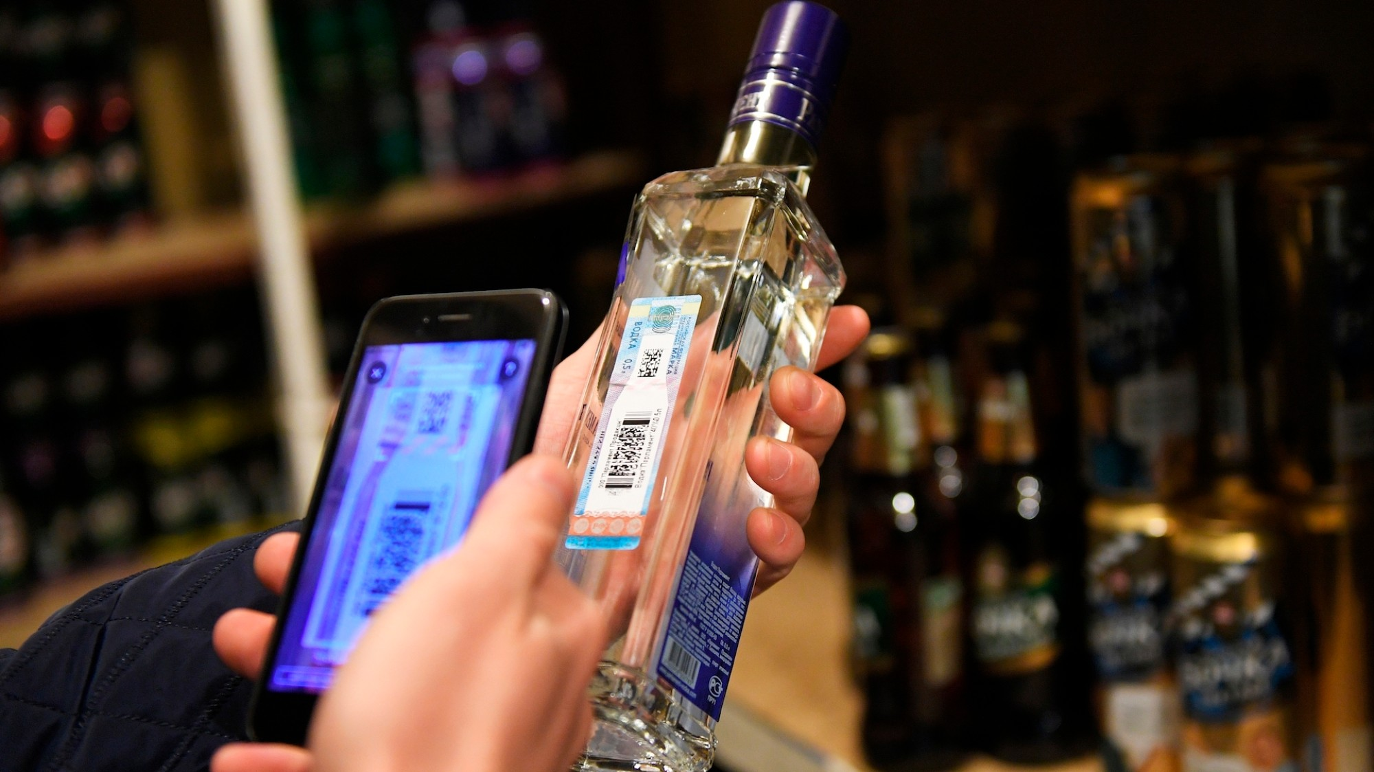 """Stick with Beer"""": Why Counterfeit Booze Might Be Killing"""