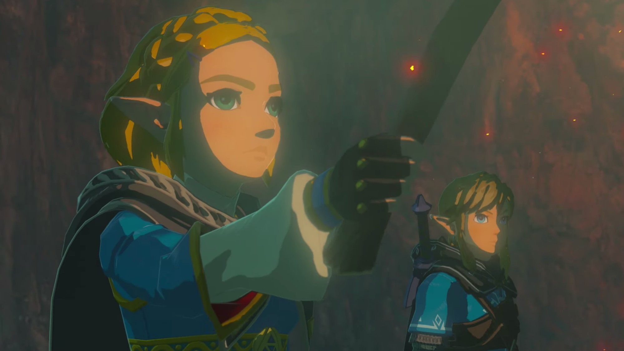Zelda Is At Its Best When It Embraces Horror Vice