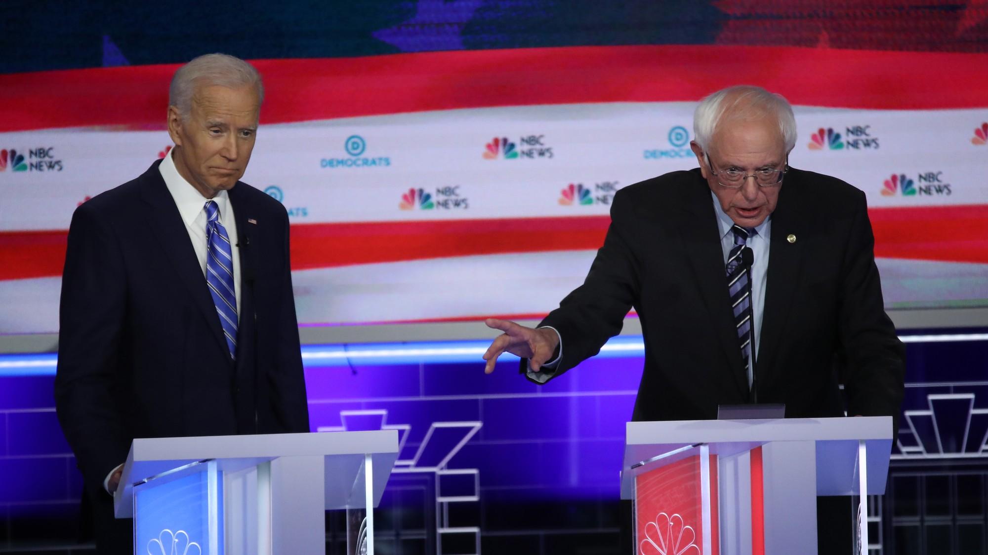 9 Legitimately Weird Moments from Thursday's Democratic