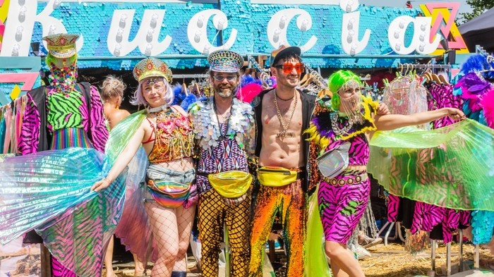 The Style Tribes of Glastonbury 2019 Came Out in Force