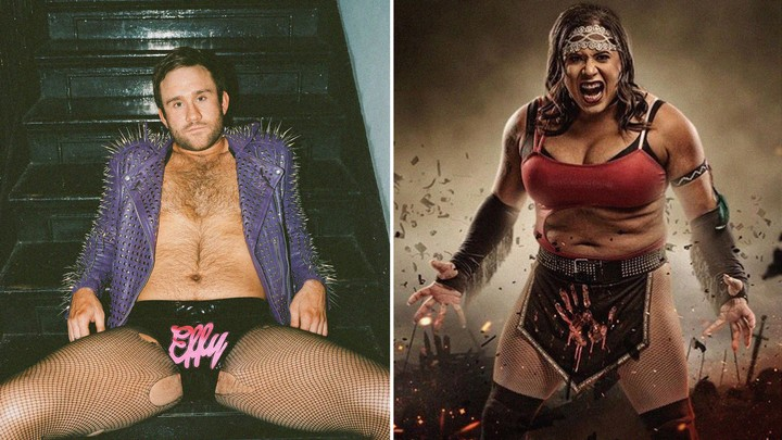 LGBTQ Pro Wrestlers Say There's Never Been a Better Time to Be Queer In the Ring - VICE