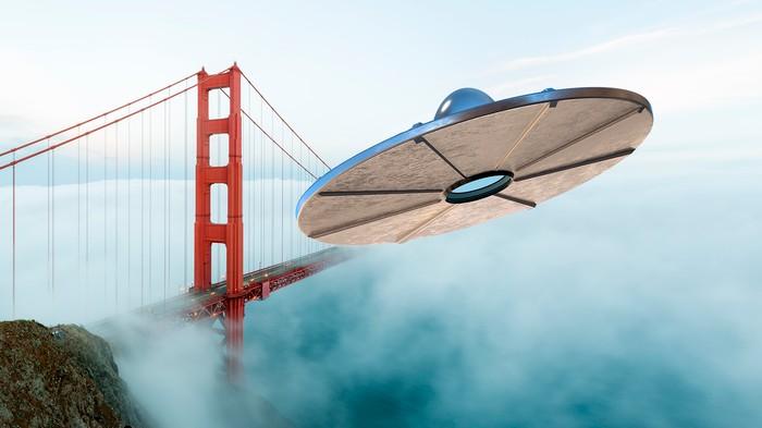 Ontmoet de ufo-jagers van Silicon Valley