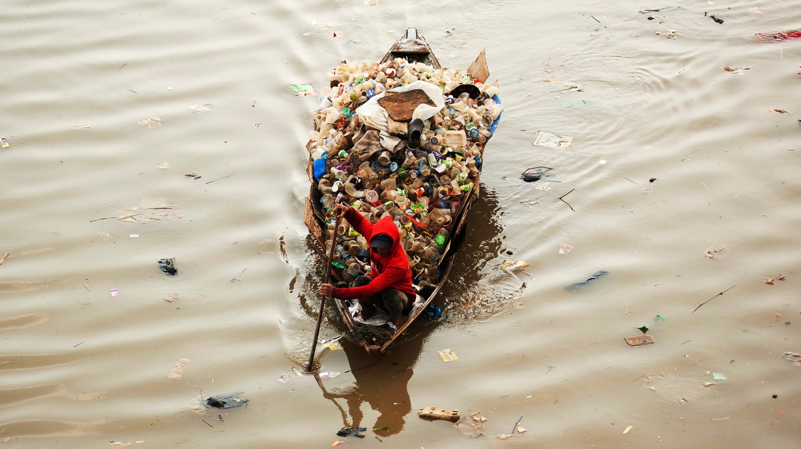 I Photographed the 'World's Dirtiest River' For Eight Years. Here's What I Saw.