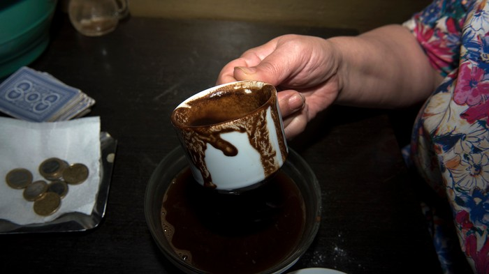 Don't Throw Away Your Coffee Grounds – Get Your Future Told with Them