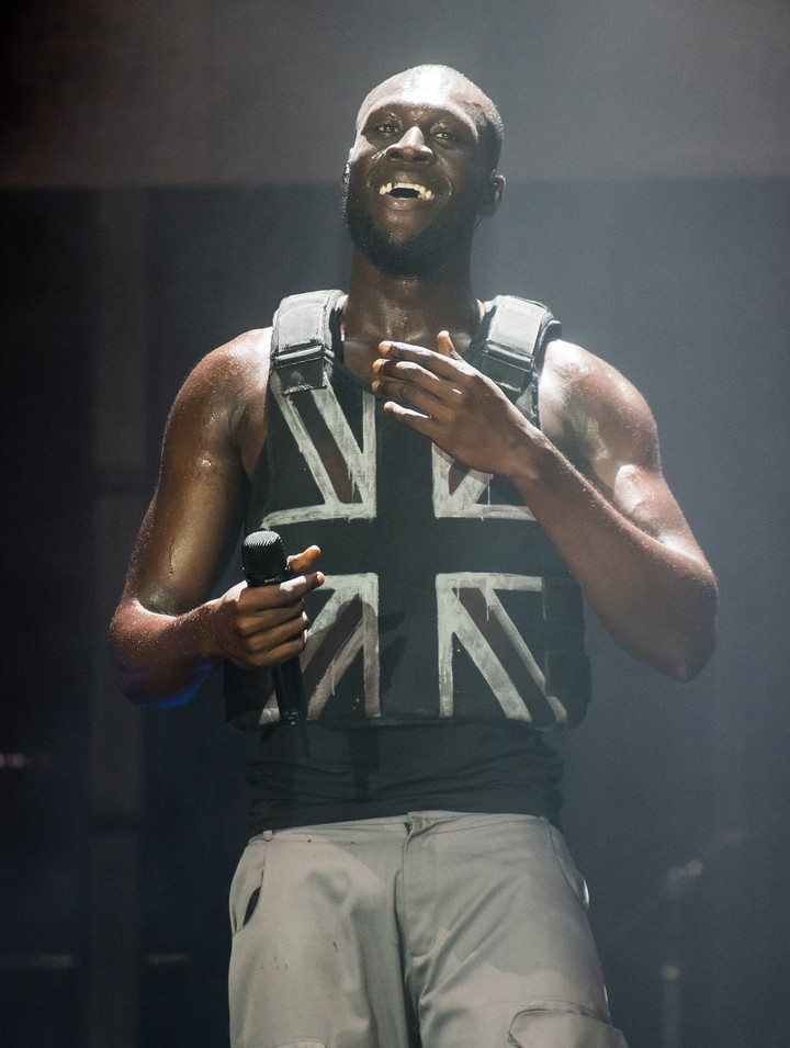 Banksy Designed A Stab-Proof Vest for Stormzy - GARAGE