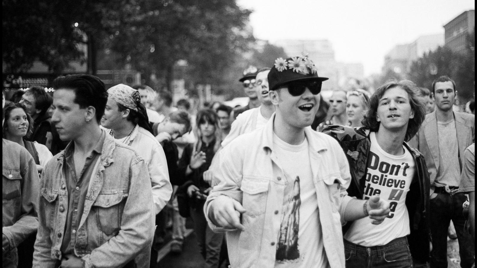 1989: So hat sich die erste Loveparade auf dem Ku´damm angefühlt