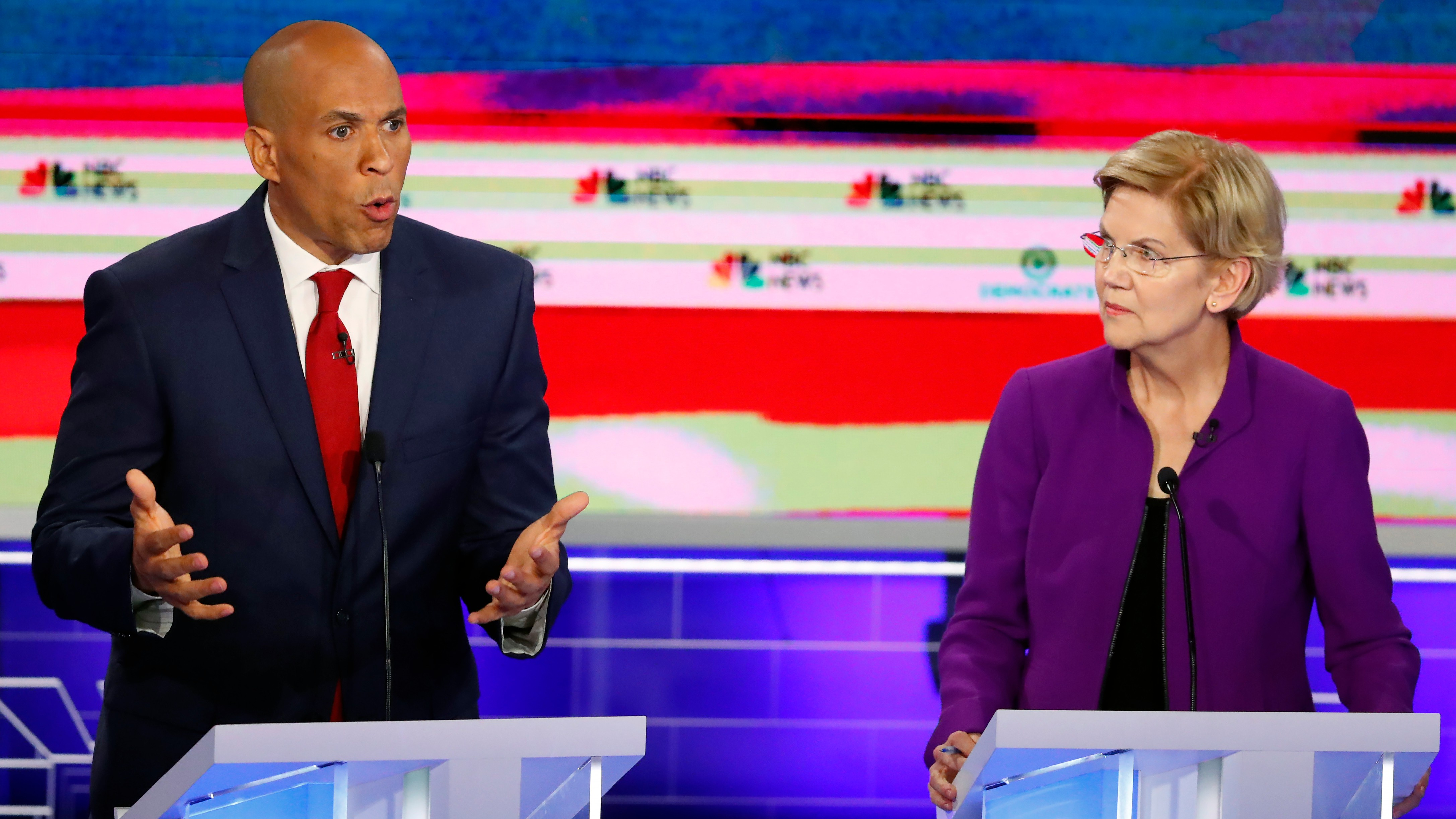 The Democrats are maybe, sorta, thinking about hosting a climate debate