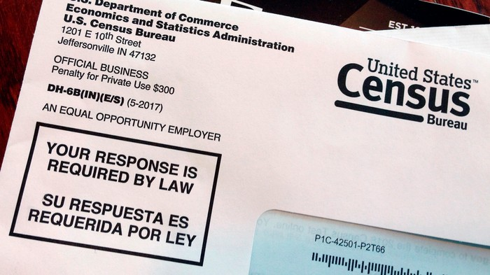 The 2020 Census Is Headed to the Printers Without a Citizenship Question