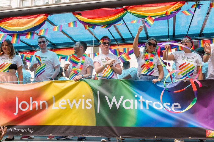 Facebook, Amazon and HSBC: Why Corporate Sponsors Are Everywhere At Pride - VICE