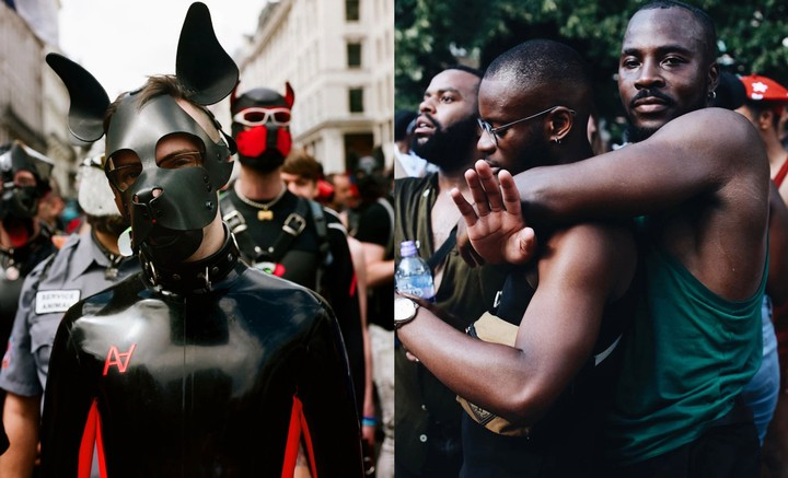 The significance of men's fashion at Pride - i-D
